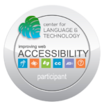 Improving Web Accessibility Badge