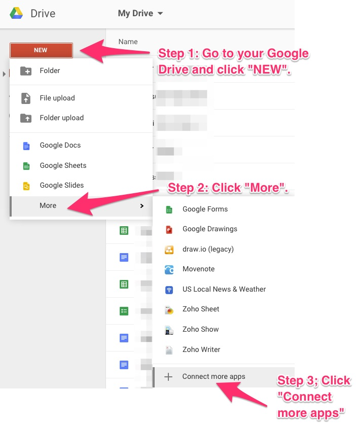 google drive app tutorial
