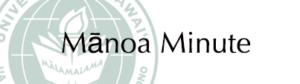 mānoa minute icon